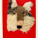 シンリンオオカミ(壁掛け)